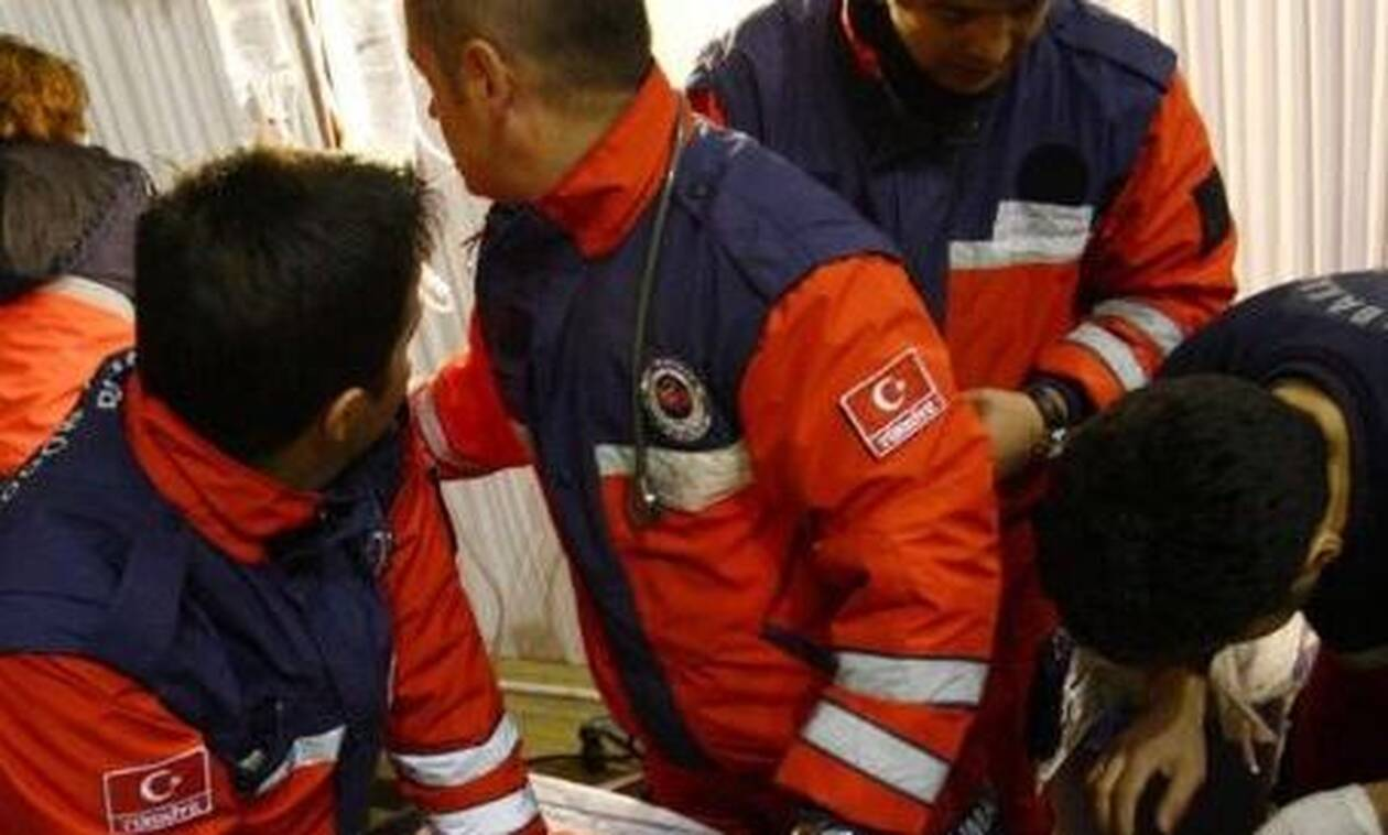 Σεισμός Τουρκία: Επιβεβαιώθηκαν οι πρώτοι νεκροί