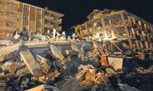 Σεισμός Τουρκία: Στον «χορό» των Ρίχτερ η χώρα - Δεκάδες ισχυροί μετασεισμοί μέσα σε 68 λεπτά