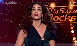 My style rocks Gala: Η καυτή εμφάνιση της Στικούδη και ο σέξι χορός! (Photos-Video)