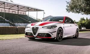 Έρχεται Alfa Romeo Giulia GTA με 620 άλογα;