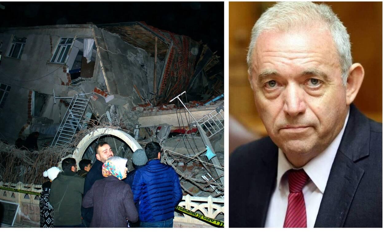 Επηρεάζει την Ελλάδα ο σεισμός στην Τουρκία; – Τι απαντά ο Λέκκας