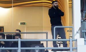 ΠΑΟΚ: Μήνυμα-φωτιά από Γ. Σαββίδη για Ολυμπιακό! (photos)