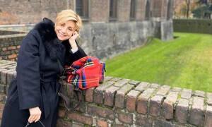 Ευδοκία Ρουμελιώτη: Αν σου αρέσει η κλασσική διακόσμηση, το σπίτι της θα σε ξετρελάνει (Photos)