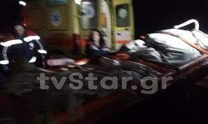 Τραγωδία στην Εύβοια: Νεκρός 50χρονος άνδρας σε φρικτό τροχαίο
