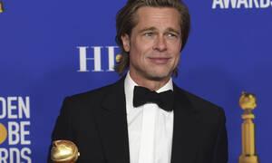 Ο Brad Pitt ρωτήθηκε αν θα πάει στα Oscar με την Aniston, και η απάντησή του μας σόκαρε