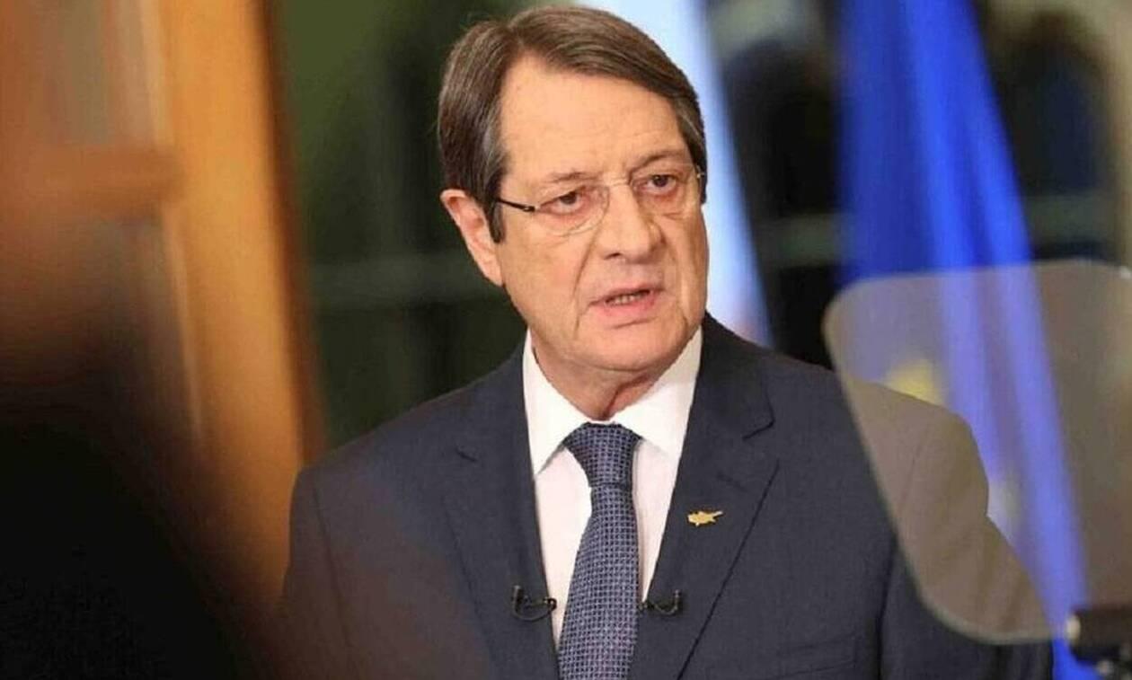 Έκκληση από τον Νίκο Αναστασιάδη: Οι Τούρκοι είναι στο τεμάχιο 8 της κυπριακής ΑΟΖ!