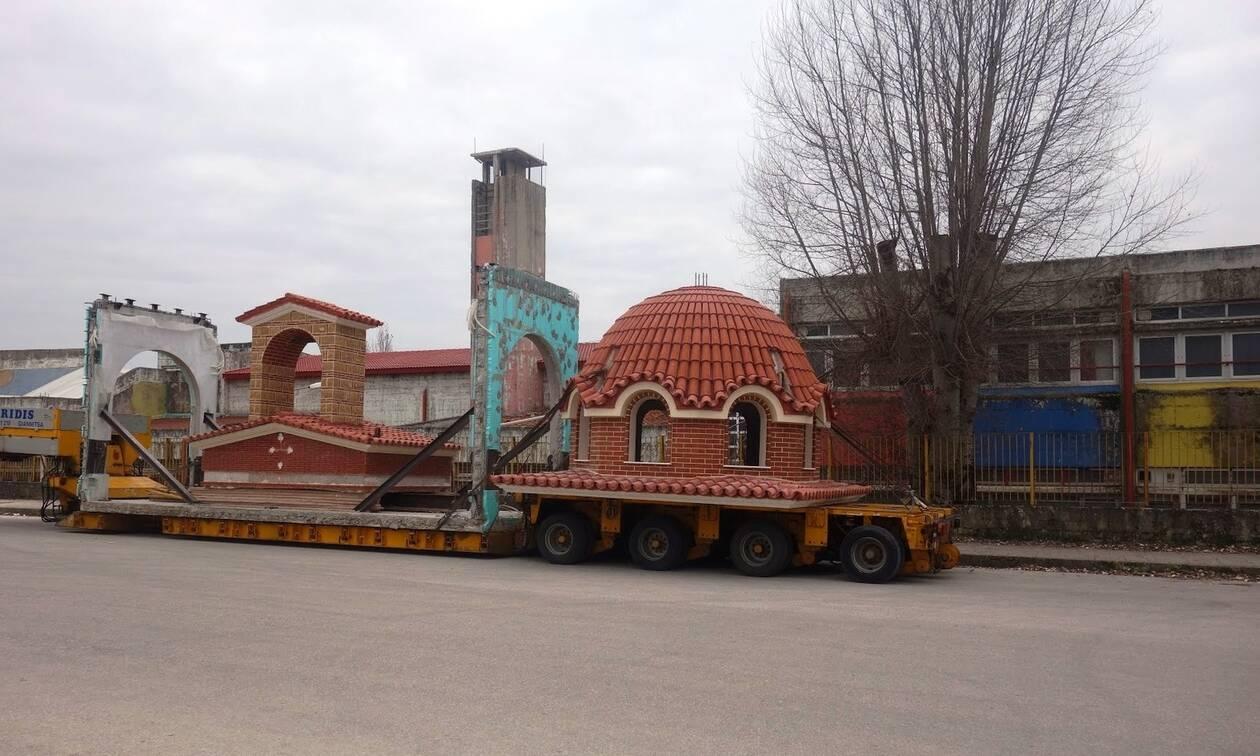 Αυτή είναι η πρώτη εκκλησία για τον Άγιο Παϊσίο – Δείτε που ανεγείρεται (pics)