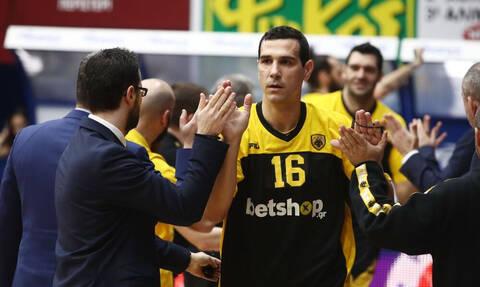 Νίκος Ζήσης: Επέστρεψε στη Basket League μετά από 5.333 ημέρες!