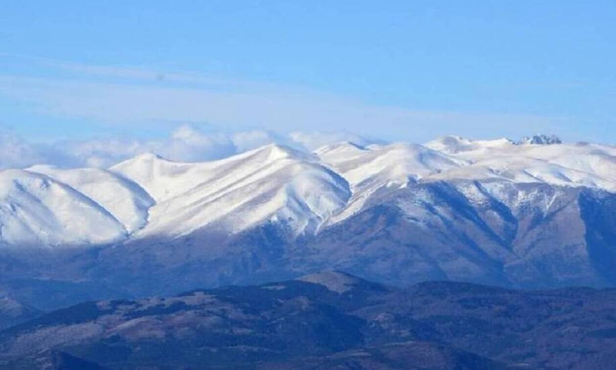 «Εξαφανίζεται» το χιόνι από την Ελλάδα – Τι αποκαλύπτουν οι δορυφορικές εικόνες