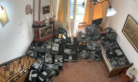 Πώς εξαρθρώθηκε το κύκλωμα κοκαΐνης στον Αστακό – Έφεραν 1,2 τόνους με ιστιοφόρο από την Καραϊβική