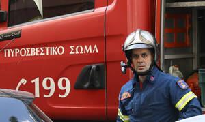ΤΩΡΑ: Φωτιά σε διαμέρισμα στο Νέο Κόσμο