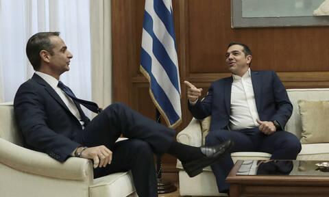 Νέα δημοσκόπηση Metron Analysis: Αυτή είναι η διαφορά της ΝΔ από τον ΣΥΡΙΖΑ