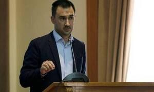 Αλέξης Χαρίτσης: «Επιτακτική ανάγκη να επιστρέψει η χώρα στην φιλειρηνική πολιτική»