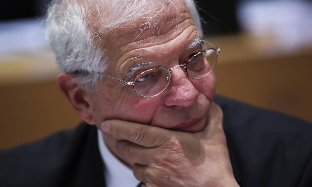 Μπορέλ: Στεκόμαστε στο πλευρό της Ελλάδας, η συμφωνία Τουρκίας-Λιβύης είναι παράνομη