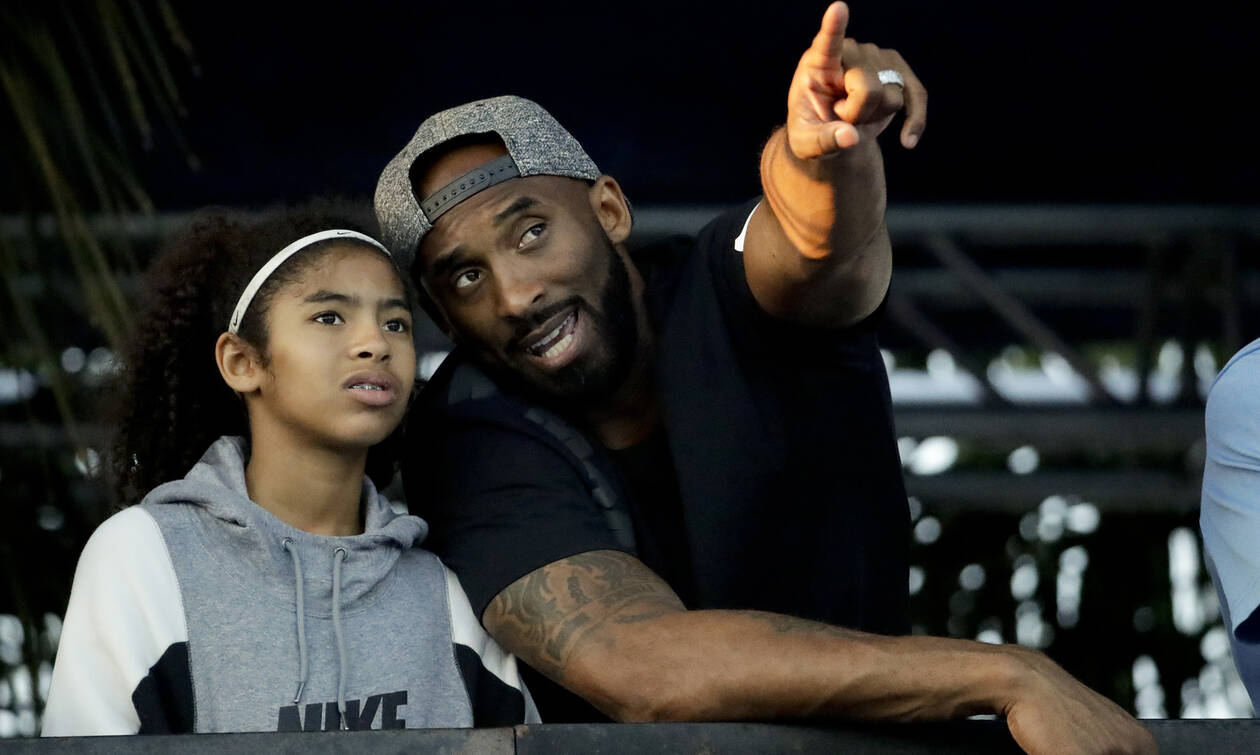 Κόμπι Μπράιαντ: Η 13χρονη κόρη του «έφυγε» στην αγκαλιά του - Η αστείρευτη αγάπη της για το μπάσκετ