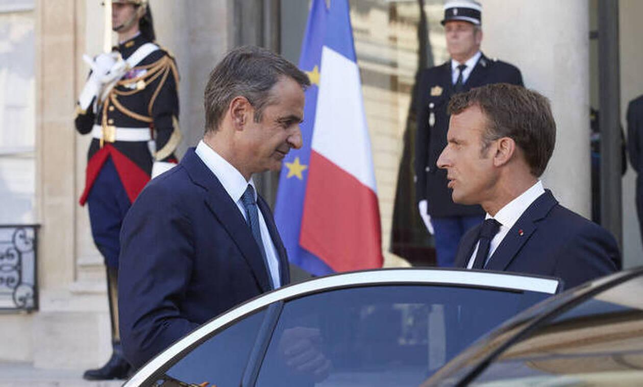 «Vive la France»: Η επιστροφή του Μητσοτάκη στη συμμαχία με τη Γαλλία