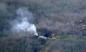 Κόμπι Μπράιαντ: Αυτό ήταν το μοιραίο ελικόπτερο (pic)