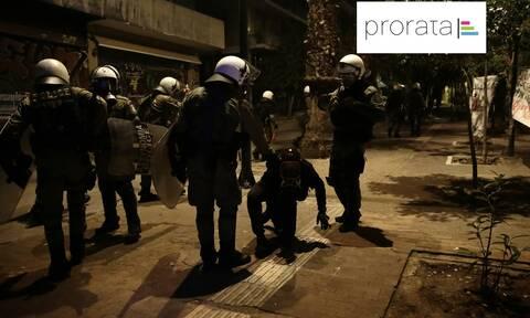Τι πιστεύετε για τα φαινόμενα αστυνομικής βίας;