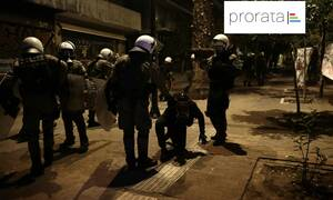 Ερώτηση της Δευτέρας: Τι πιστεύετε για τα φαινόμενα αστυνομικής βίας;