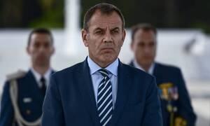 Παναγιωτόπουλος: Θα αντιδράσουμε αν η Τουρκία παραβιάσει τις «κόκκινες γραμμές»