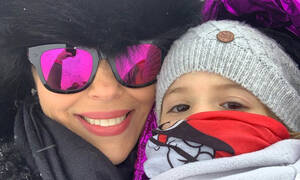 Σίσσυ Φειδά: Η κόρης της είναι ένα fashion icon και αυτή η φώτο το αποδεικνύει (pics)