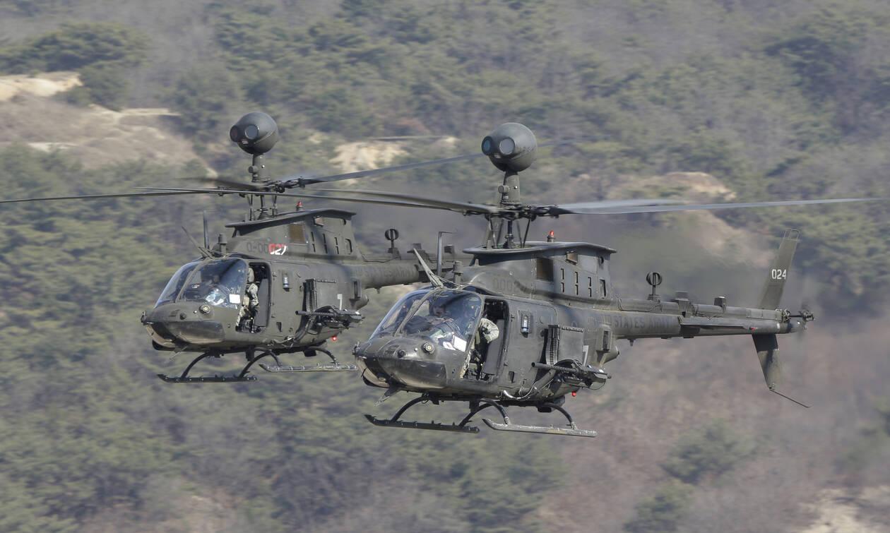 Στρατιωτικό ελικόπτερο της Κροατίας συνετρίβη στην Αδριατική