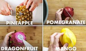 Μάθετε να κόβετε και να καθαρίζετε σωστά κάθε φρούτο (vid)