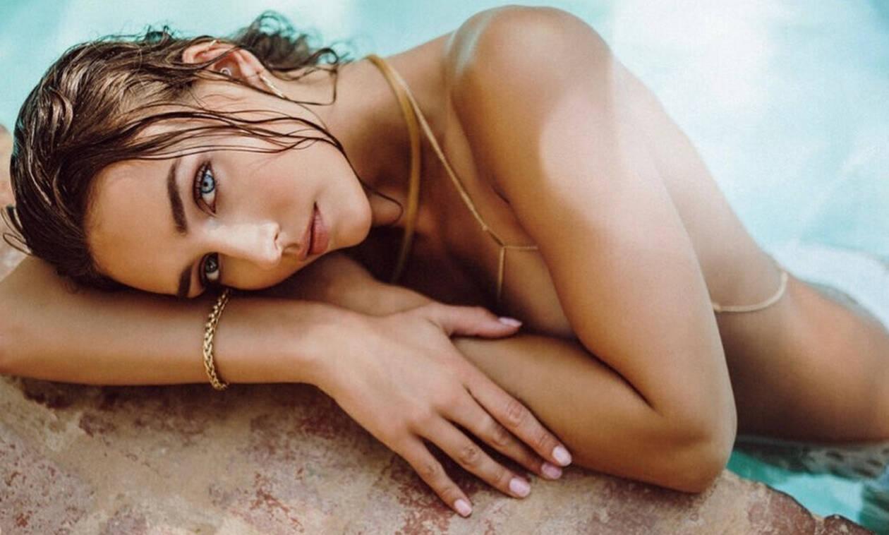 Γνωστό μοντέλο στην πιο σέξι φωτογράφηση της καριέρας της (pics)