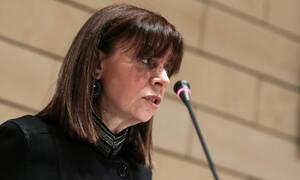 Αικατερίνη Σακελλαροπούλου: Υπέβαλε την παραίτησή της από Πρόεδρος του ΣτΕ
