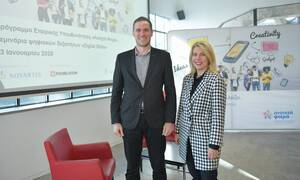 «Ανοιχτά Φτερά»: Πρόγραμμα εκπαίδευσης νέων στα ψηφιακά μέσα από τη Νovartis
