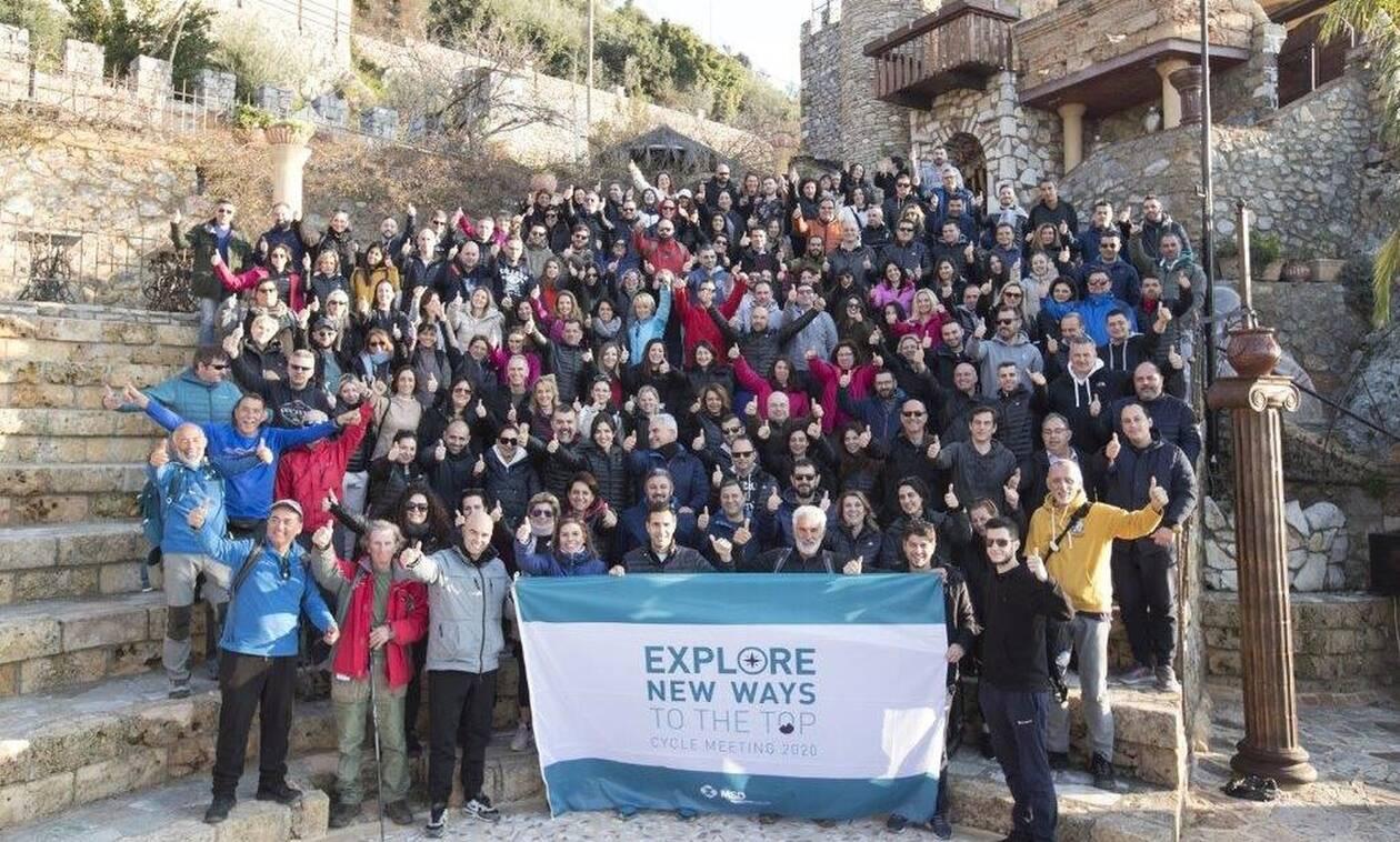 Η MSD στηρίζει την προετοιμασία του Παραολυμπιονίκη Γιώργου Λαζαρίδη για το Τόκιο