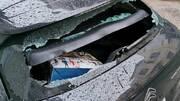 Στόχος και πάλι ο Φλαμπουράρης Έσπασαν το αυτοκίνητό του