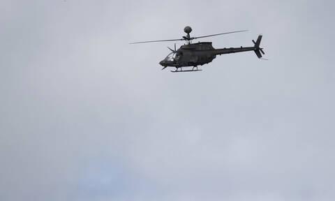 Συνετρίβη ελικόπτερο στην Κροατία - Ένας νεκρός