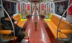 Κοροναϊός: Συγκλονιστικά βίντεο από την πόλη φάντασμα της Κίνας (vid)
