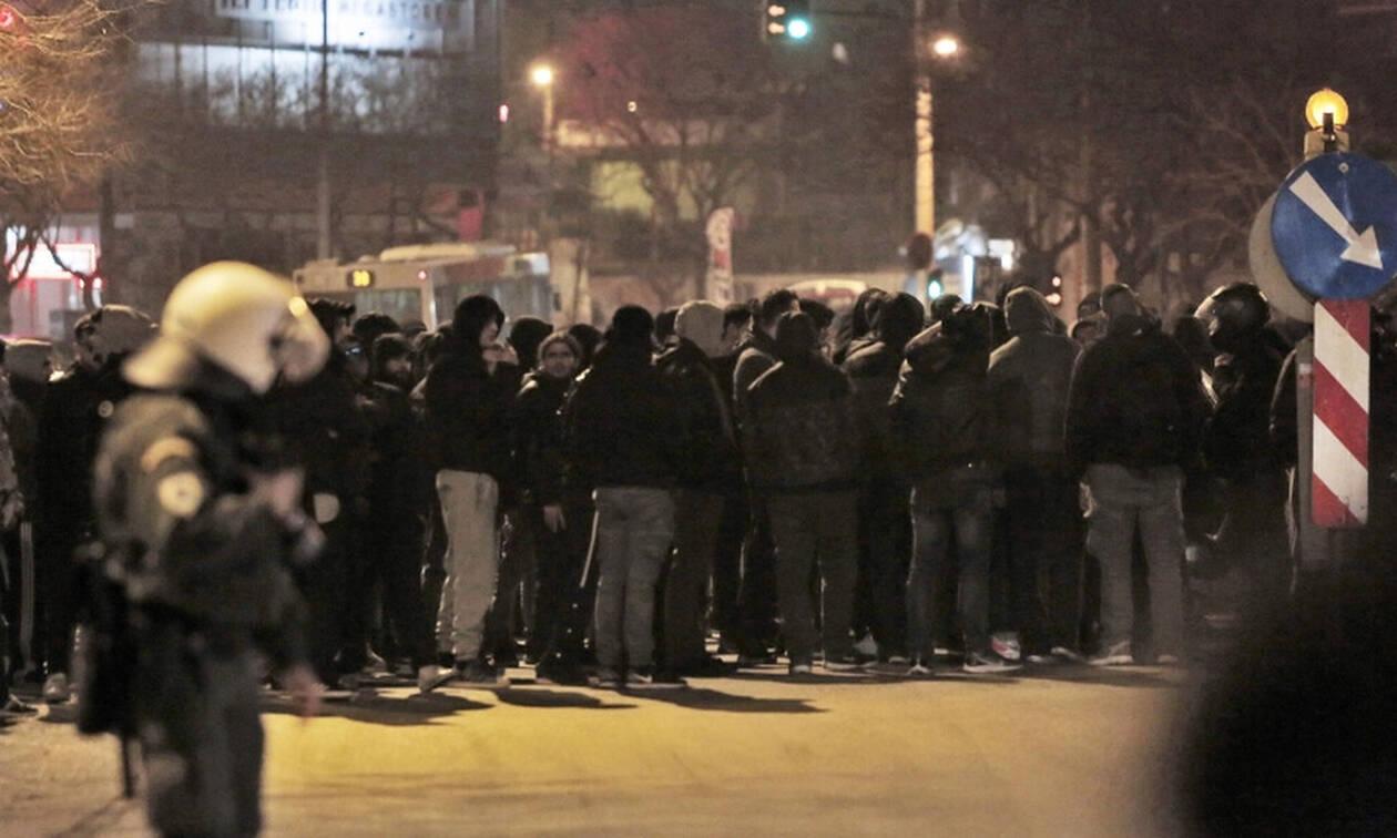 Χαμός στη Θεσσαλονίκη - Στους δρόμους οι οπαδοί του ΠΑΟΚ «βράζουν» με Αυγενάκη και κυβέρνηση