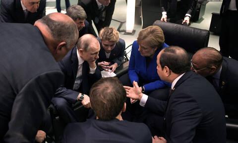 Γιατί η Διάσκεψη του Βερολίνου είναι μια... τρύπα στο νερό;
