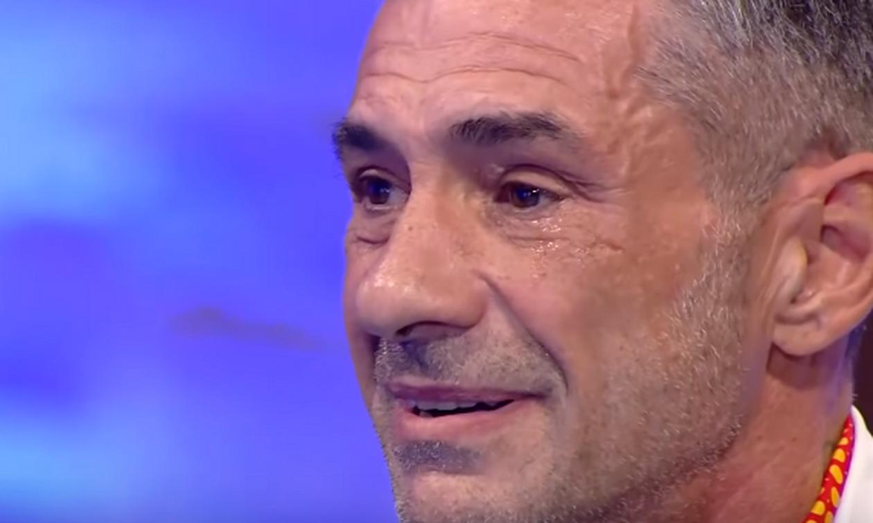 MasterChef: Ο 54χρονος που μαγείρεψε για το γιο του που δεν βρίσκεται πια στη ζωή (video)