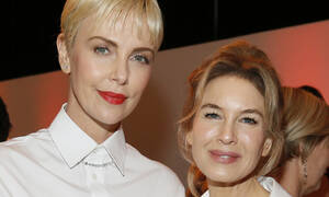 Σαρλίζ Θερόν- Ρενέ Ζελβέvγκερ: πώς εμφανίστηκαν οι stars λίγο πριν τη μεγάλη βραδιά των Oscar