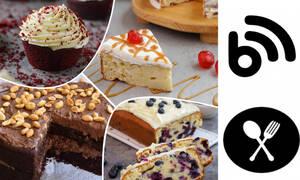 Κέικ: 10 πεντανόστιμες και εύκολες συνταγές