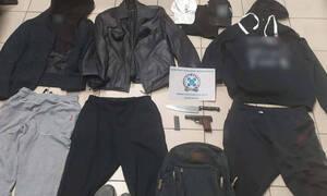 Θεσσαλονίκη: Επ' αυτοφώρω σύλληψη δύο ληστών σε κατάστημα τυχερών παιγνίων