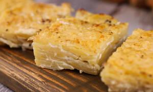 Η συνταγή της ημέρας: Πατάτες ντοφινουάζ