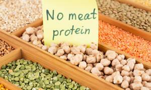 Αποχή από το κρέας: Από ποιες τροφές θα πάρετε πρωτεΐνες (εικόνες)