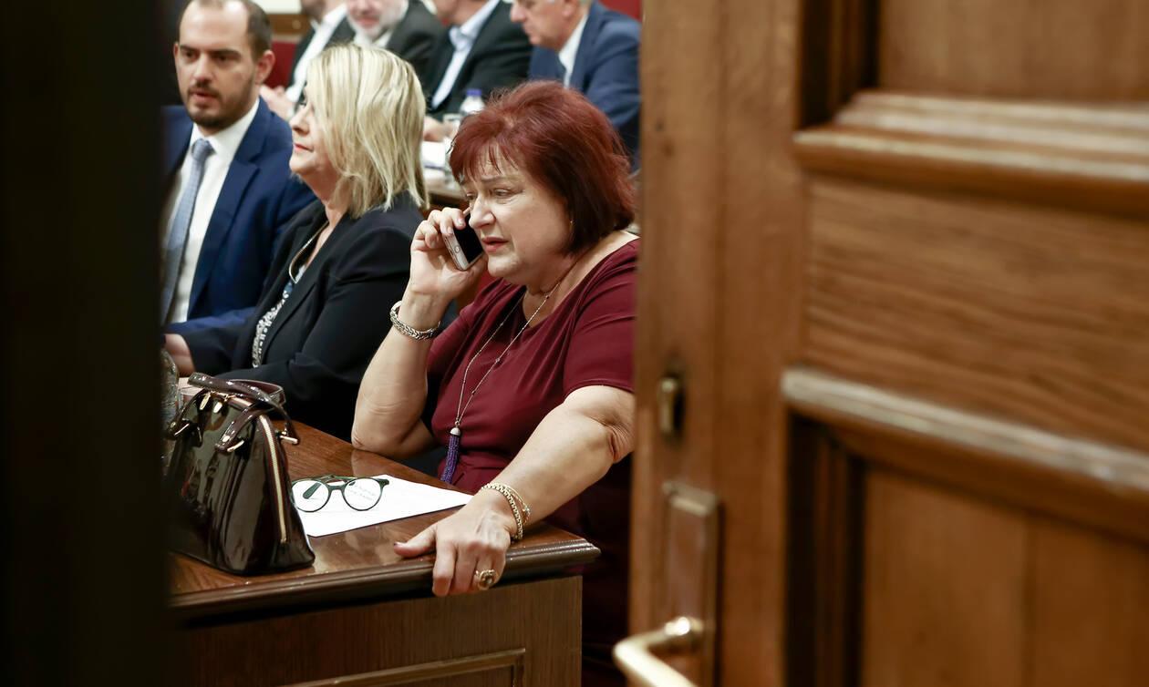 «Αντάρτικο» της Μαριέττας Γιαννάκου: Γιατί δεν ψηφίζει άρθρο σε νομοσχέδιο του Χρυσοχοΐδη