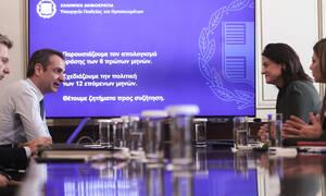 Τι συζήτησαν Μητσοτάκης–Κεραμέως για την Παιδεία: Συνεχίζονται οι αξιολογήσεις υπουργείων