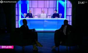 «Μαύρο» στην εκπομπή του Νίκου Μουτσινά - Δείτε τι συνέβη