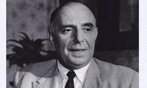 Σαν σήμερα το 1975 πέθανε ο σπουδαίος Έλληνας ηθοποιός Ορέστης Μακρής