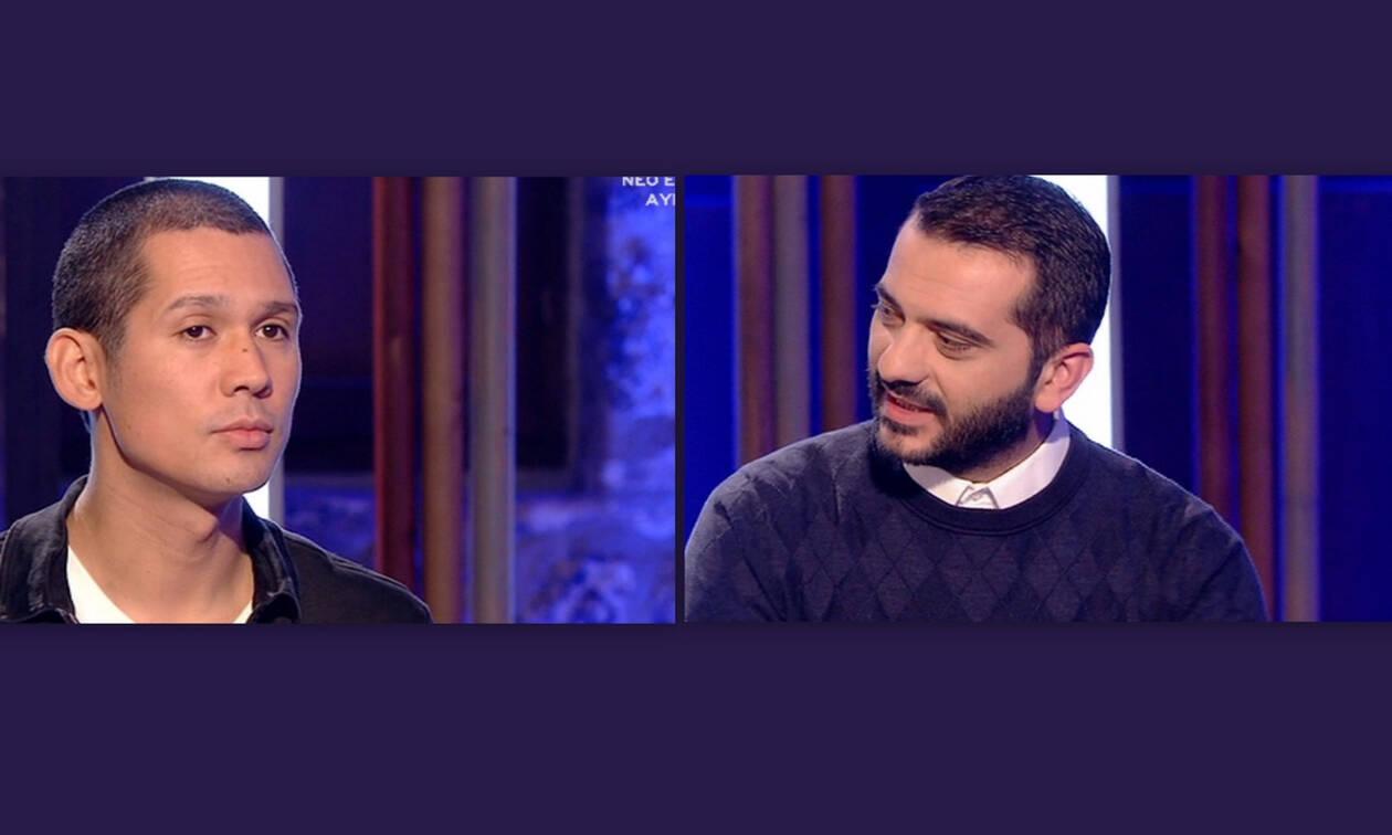 MasterChef: Ο Κοντιζάς βαφτίζει τον γιο του και την αποκάλυψη έκανε o Κουτσόπουλος (Video)