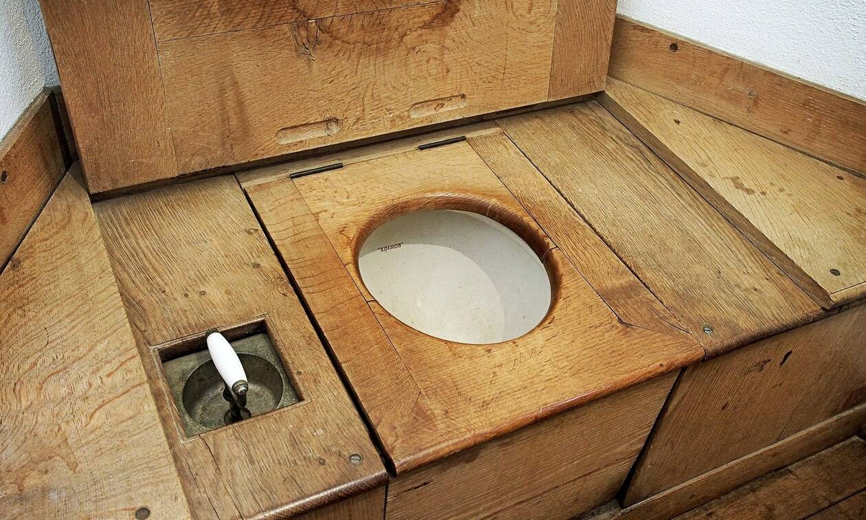 Εικόνες ΣΟΚ: Πήγαν στην τουαλέτα και «πάγωσαν» μ' αυτό που είδαν στην λεκάνη!