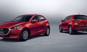Το ανανεωμένο Mazda 2 ξεκινά από τις 14.509 ευρώ