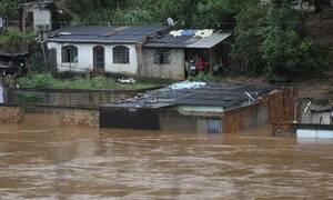 Βραζιλία: Αυξάνεται ο αριθμός των θυμάτων - Τουλάχιστον 52 νεκροί από τη σφοδρή καταιγίδα
